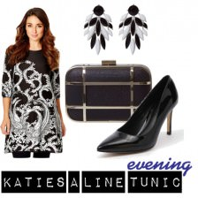 Katies A Line Tunic Styled Three Ways